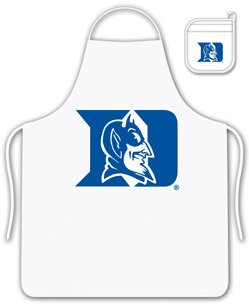 NCAA Tail Gate Kit Apron and Mit by Sports Coverage Inc.