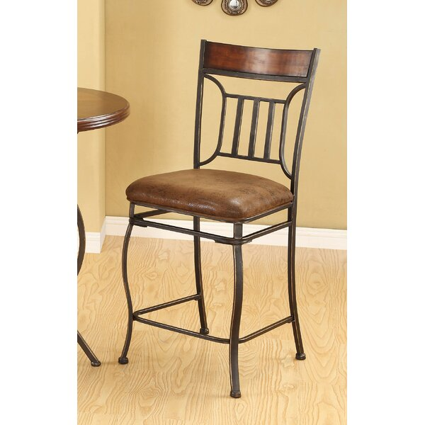 Cris 29 Bar Stool (Set of 2) by Bloomsbury Market