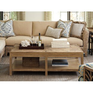 Price comparison Los Altos 3 Piece Coffee Table Set By Tommy Bahama Home