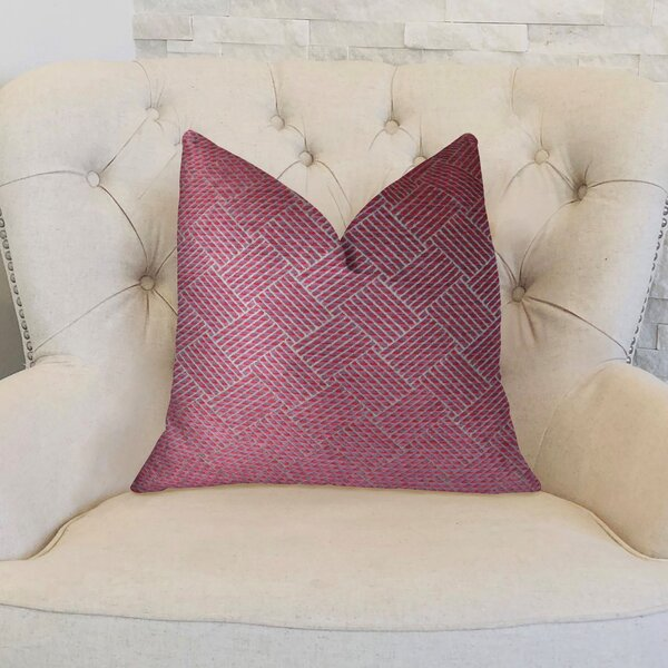 Marble Arch Throw Pillow by Plutus Brands