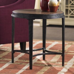 Best Reviews Montrose End Table By Three Posts