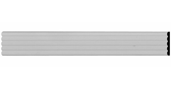3 H x 94 1/2 W x 3/8 D Panel Molding by Ekena Millwork