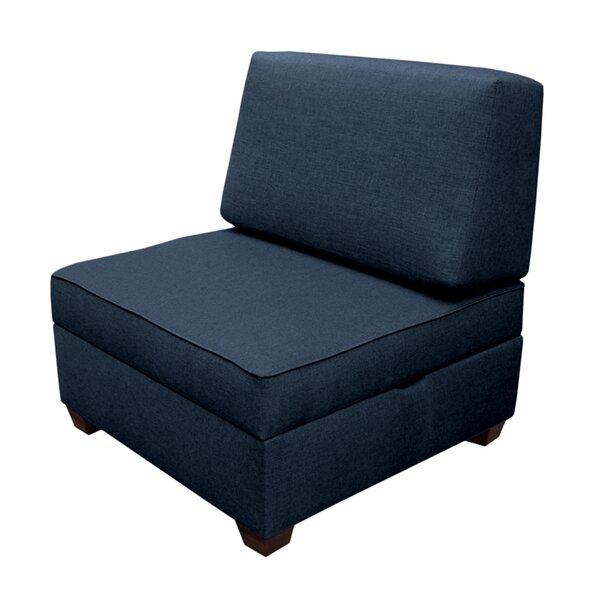 Anke Storage Slipper Chair by Latitude Run