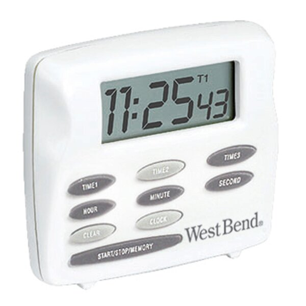 Triple Channel Timer by West Bend