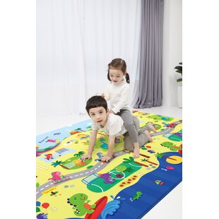 Find Kid's Playmat in Dino Sports ByBaby Care