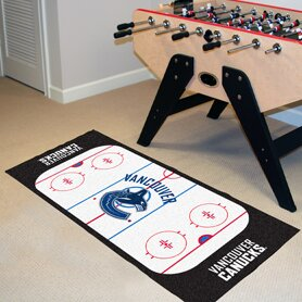 NHL - Vancouver Canucks Rink Runner Doormat by FANMATS