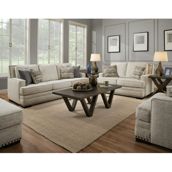 #1 Naik 2 Piece Living Room Set By Darby Home Co Herry Up