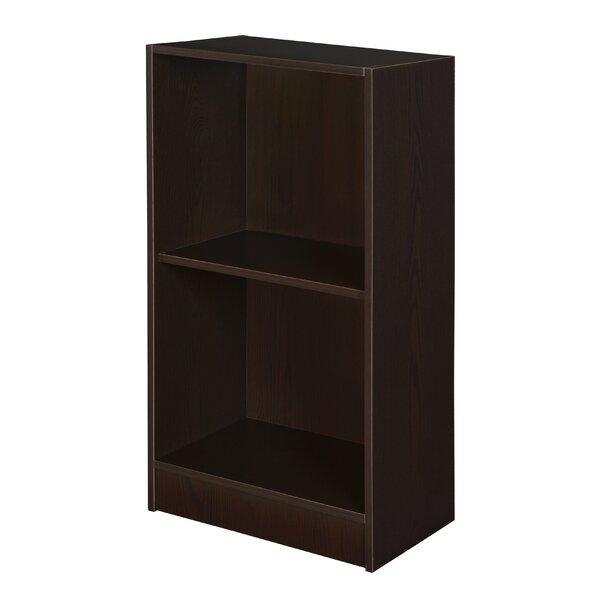 Castillo Standard Bookcase by Rebrilliant