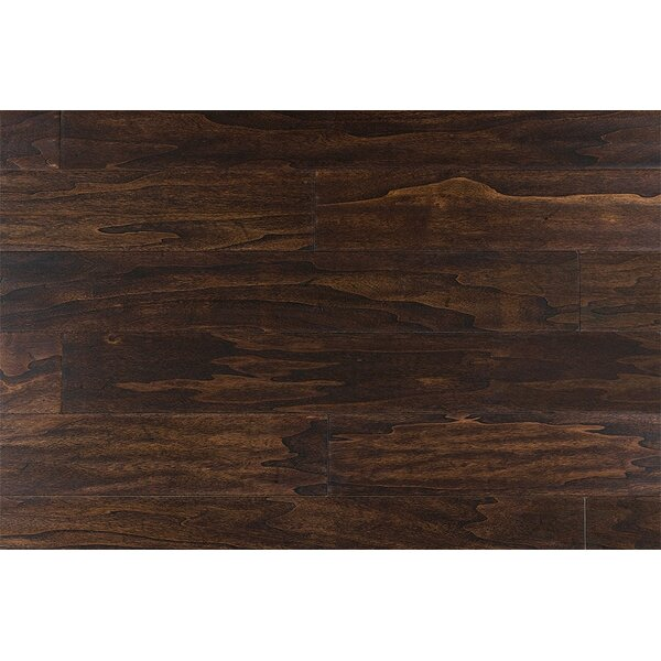 Tatargil 5 Engineered Hardwood Flooring in Cocoa by Orren Ellis