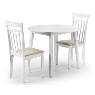 Inglewood Extendable Dining Set With 2 Chairs