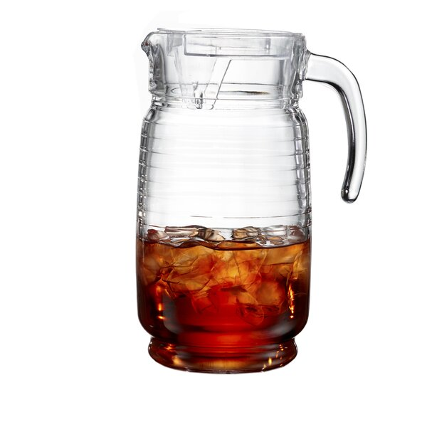 Uptown 64 oz. Pitcher by Fitz and Floyd