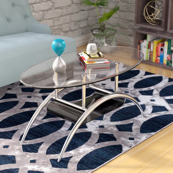 Heflin Coffee Table by Wrought Studio