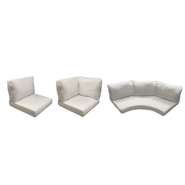 Barbados 14 Piece Outdoor Cushion Set by TK Classics