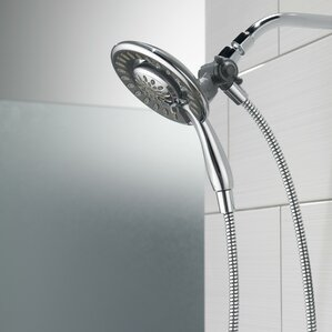 universal showering components 25 gmp shower head - Hand Held Shower Head