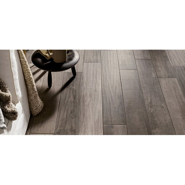 Creek 8 x 48 Porcelain Wood Look Tile