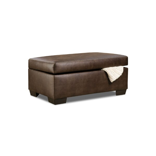Hepler Storage Ottoman by Alcott Hill