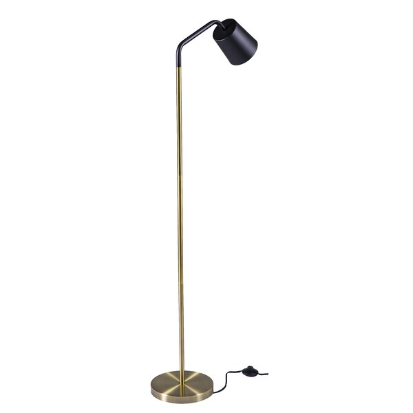 Modern contemporary nova arc floor lamps allmodern