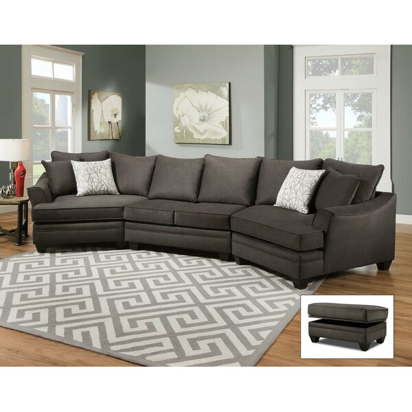 Nolhan Symmetrical Sectional By Winston Porter