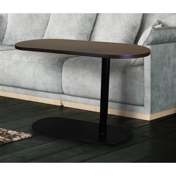 Berenices Pedestal End Table By Brayden Studio