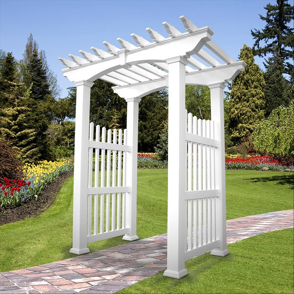 Victorian Vinyl Arbor by Weatherables