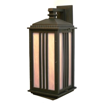 Alcott Hill Petrey 1 Bulb Outdoor Wall Lantern Alcott Hill Finish Old Bronze From Wayfair North America Daily Mail
