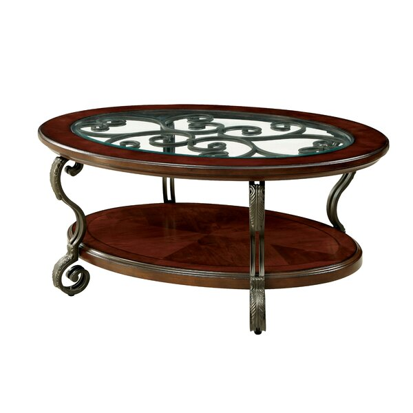 Voorhees Coffee Table With Storage By Darby Home Co
