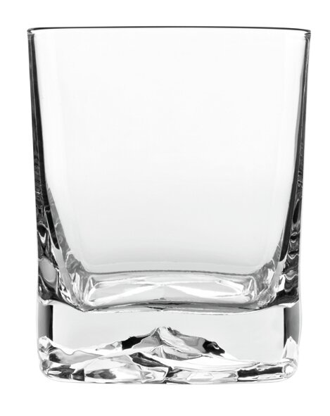 On the Rocks DOF 13.5 Oz. Glass (Set of 4) by Luigi Bormioli