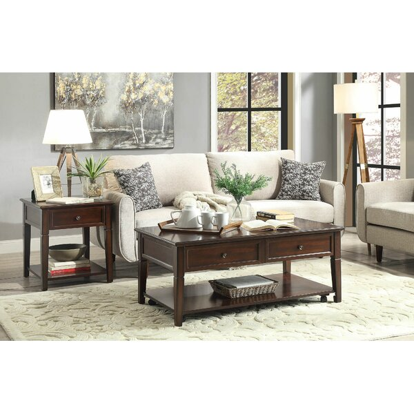 Wessels 2 Piece Coffee Table Set By Darby Home Co
