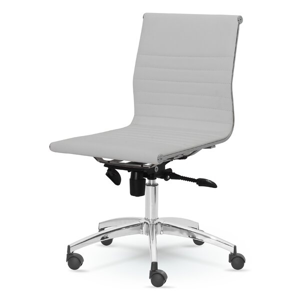 Dematteo Mid-Back Desk Chair by Mercury Row