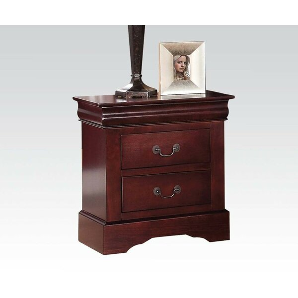 Redondo 2 Drawer Nightstand by Red Barrel Studio