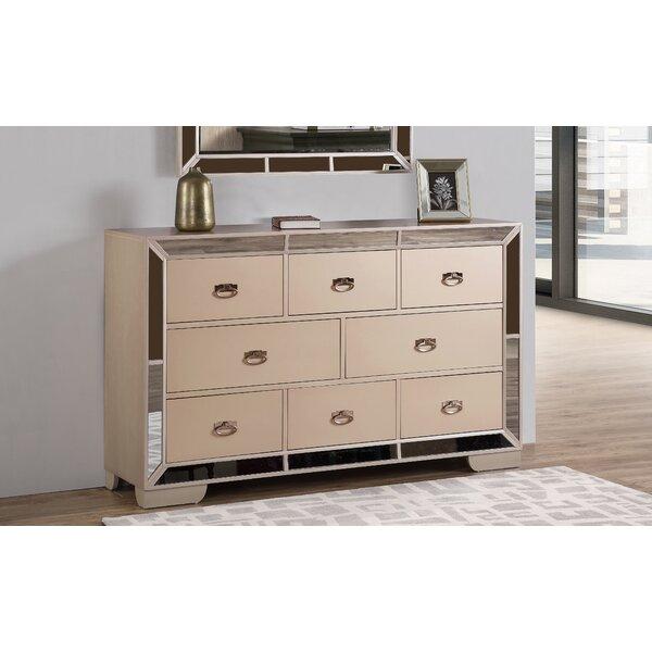 Jemma 8 Drawer Dresser by Everly Quinn Everly Quinn