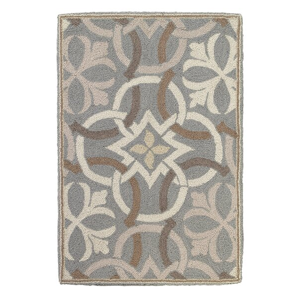 Sandstone Pewter Area Rug by CompanyC