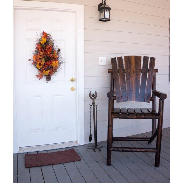 Ardoin Bar Patio Dining Chair by Loon Peak