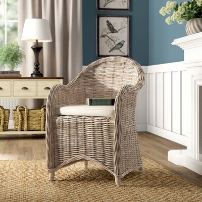 Rattan Amp Wicker Accent Chairs You Ll Love In 2020 Wayfair