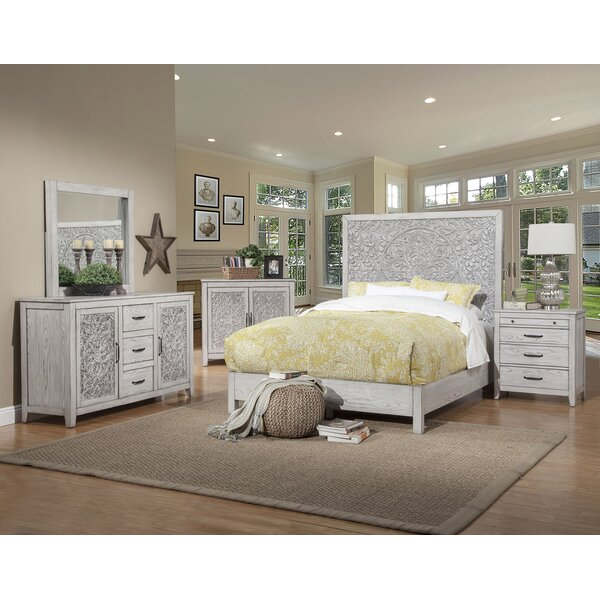 Orellana Panel Configurable Bedroom Set by One Allium Way