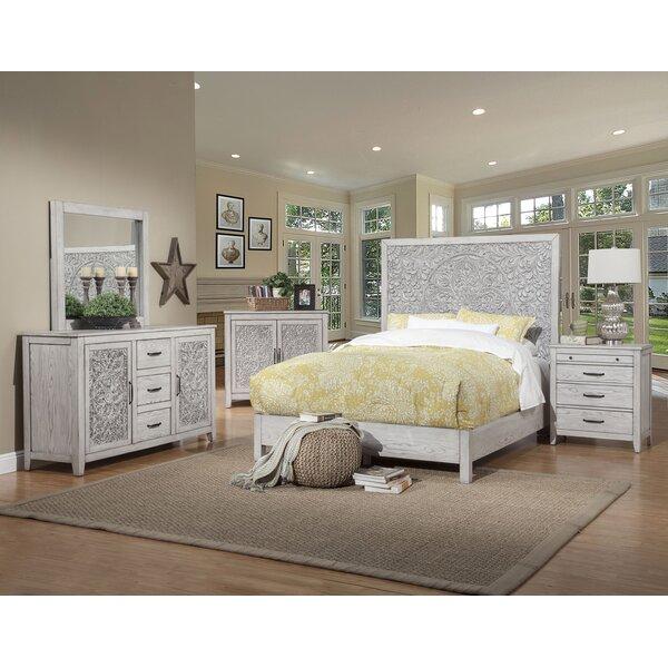 Orellana Panel Configurable Bedroom Set by One Allium Way