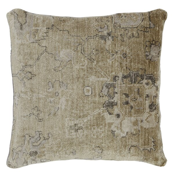 Holladay Glow Throw Pillow by Ophelia & Co.