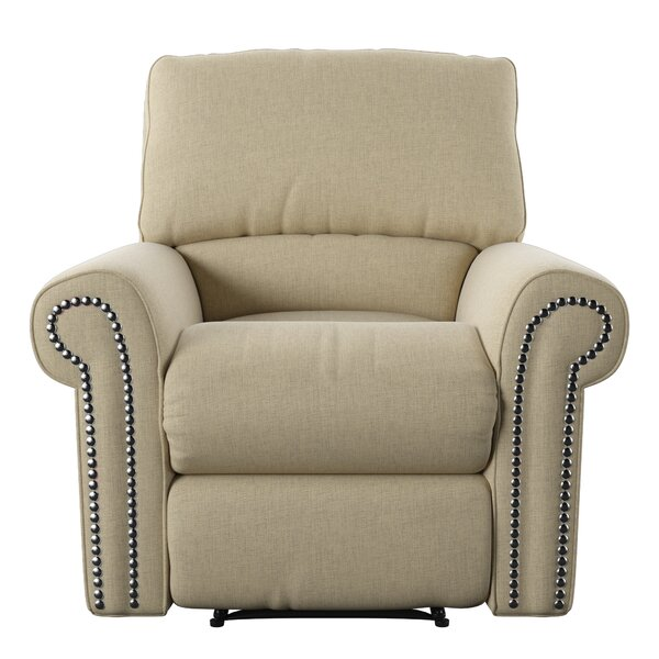 Cory Rocking Recliner by Wayfair Custom Upholstery™