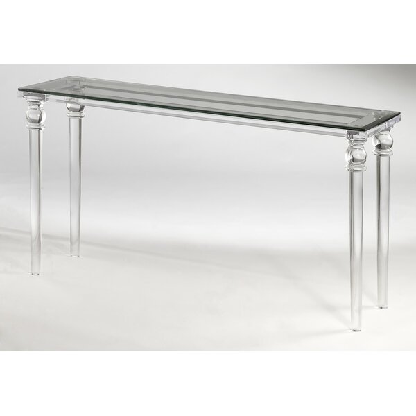 Goodale Console Table By Everly Quinn