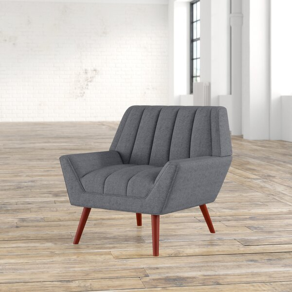 Martindale 18.75-inch Armchair by Mercury Row Mercury Row