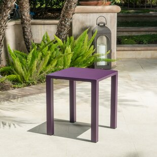Fennia Outdoor Aluminum End Table