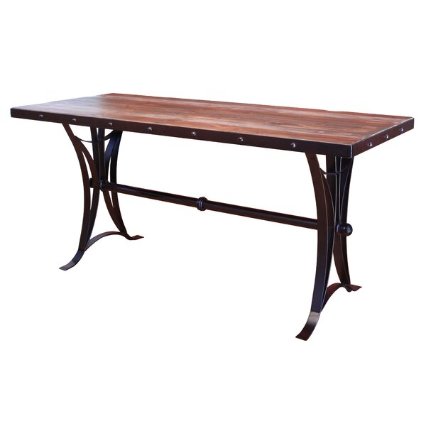 Guyer Counter Height Dining Table by Williston Forge Williston Forge