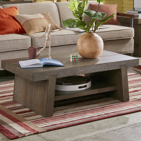 Magaw Coffee Table by Union Rustic