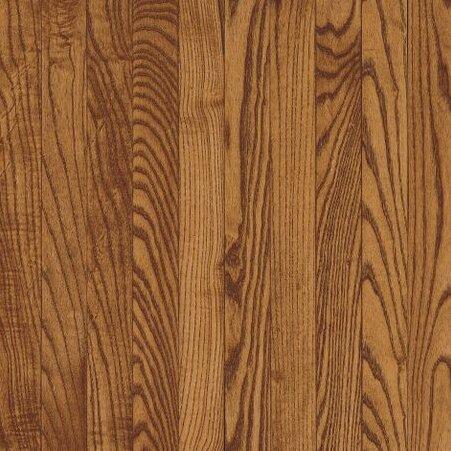Waltham 3-1/4 Solid White Oak Hardwood Flooring in Gunstock by Bruce Flooring
