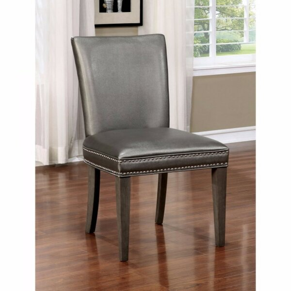 Winifred Upholstered Dining Chair (Set of 2) by Gracie Oaks