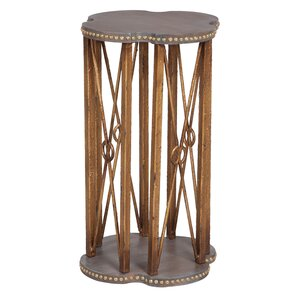 Blanke End Table by House of Hampton
