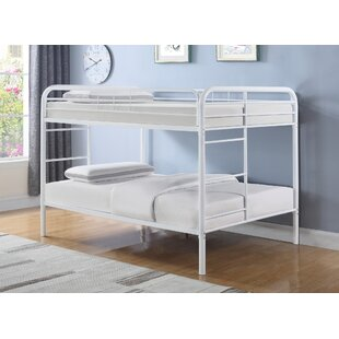 Wellesley Transitional Full Over Full Bunk Configuration Bed with Ladder ByZoomie Kids