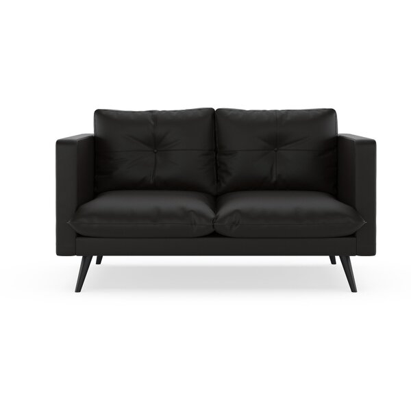 Top Of The Line Omorfo Loveseat by Latitude Run by Latitude Run