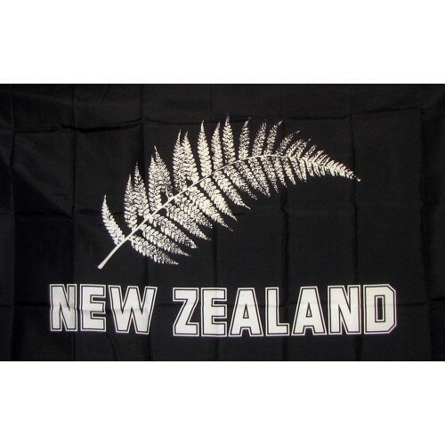 New Zealand Football Polyester 3 x 5 ft. Flag by NeoPlex