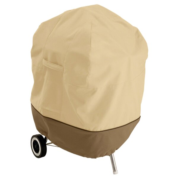 Mckinnis Charcoal Grill Cover - Fit up to 32 by Red Barrel Studio